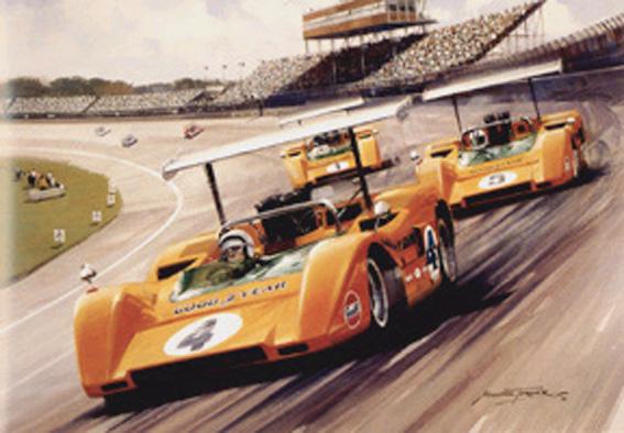le sport auto  et l'art - Page 5 Turner10