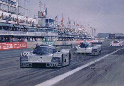 le sport auto  et l'art - Page 5 Turner12