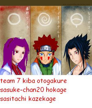 créer une équip Sakura10