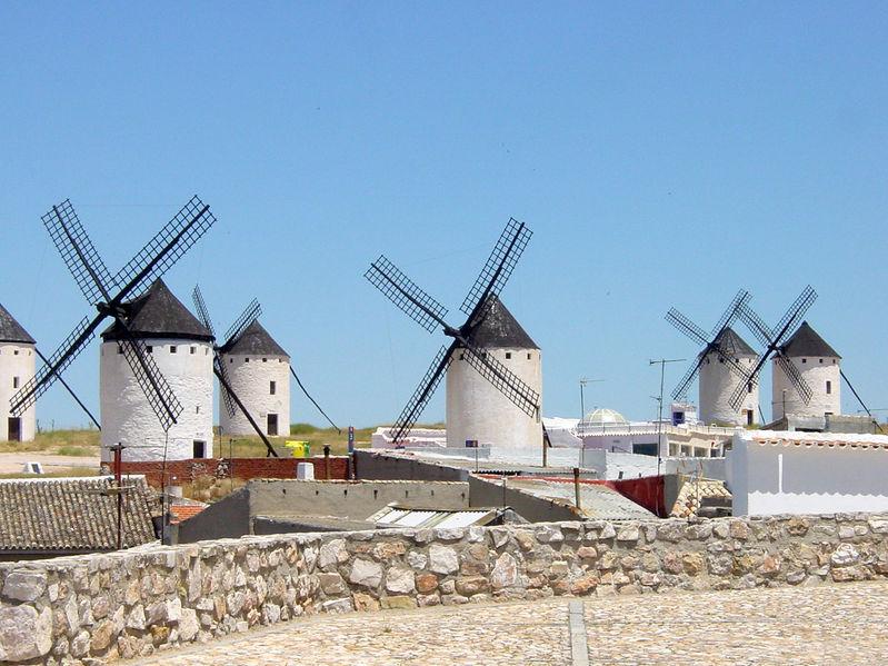 Energia eolica - Molinos de viento Molino10