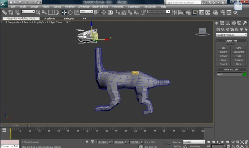 Dragon Modeling! 210