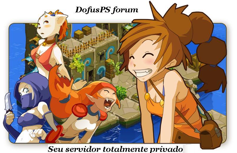 DofusPS seu servidor de dofus !