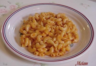 Macaroni tomate-fromage tout simple Macaro10