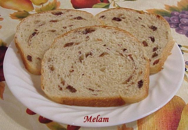 Pain aux raisins au robot boulanger de Melam Mon_pa10