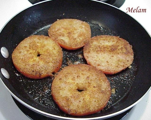 Tomates panées rapides Tomate10