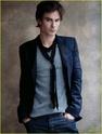 Ian Somerhalder (Damon Salvatore) Ian-on13