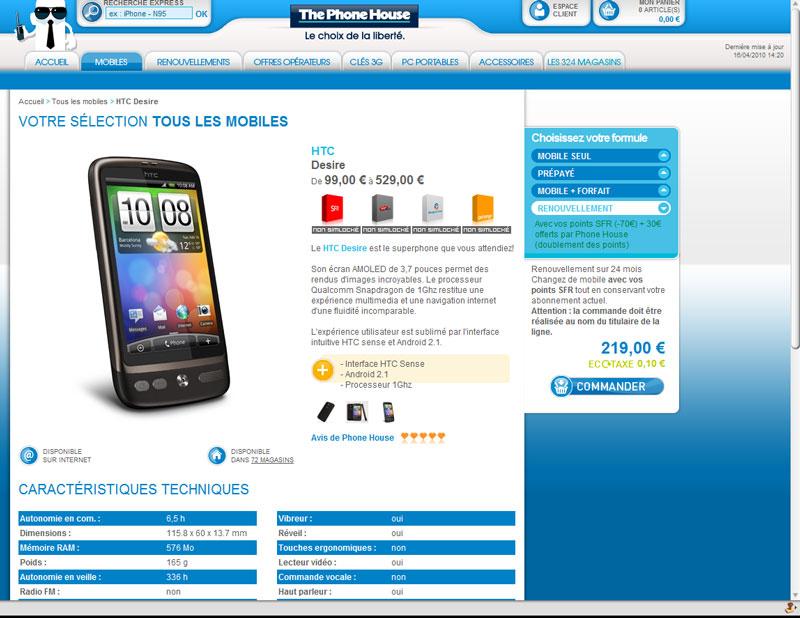 [INFO] Ou trouver le HTC Desire - Page 10 Desire10