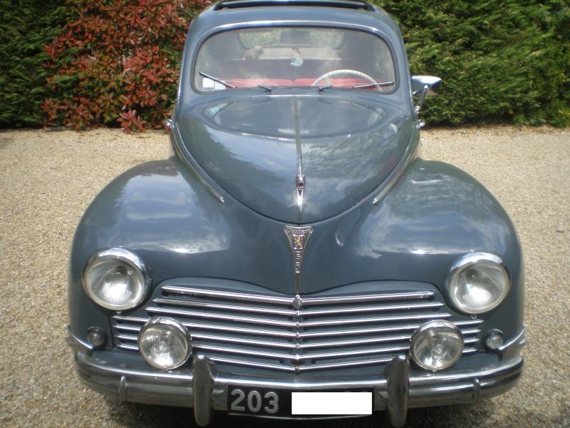 La Peugeot 203 nouvelles photos ;) P1010021