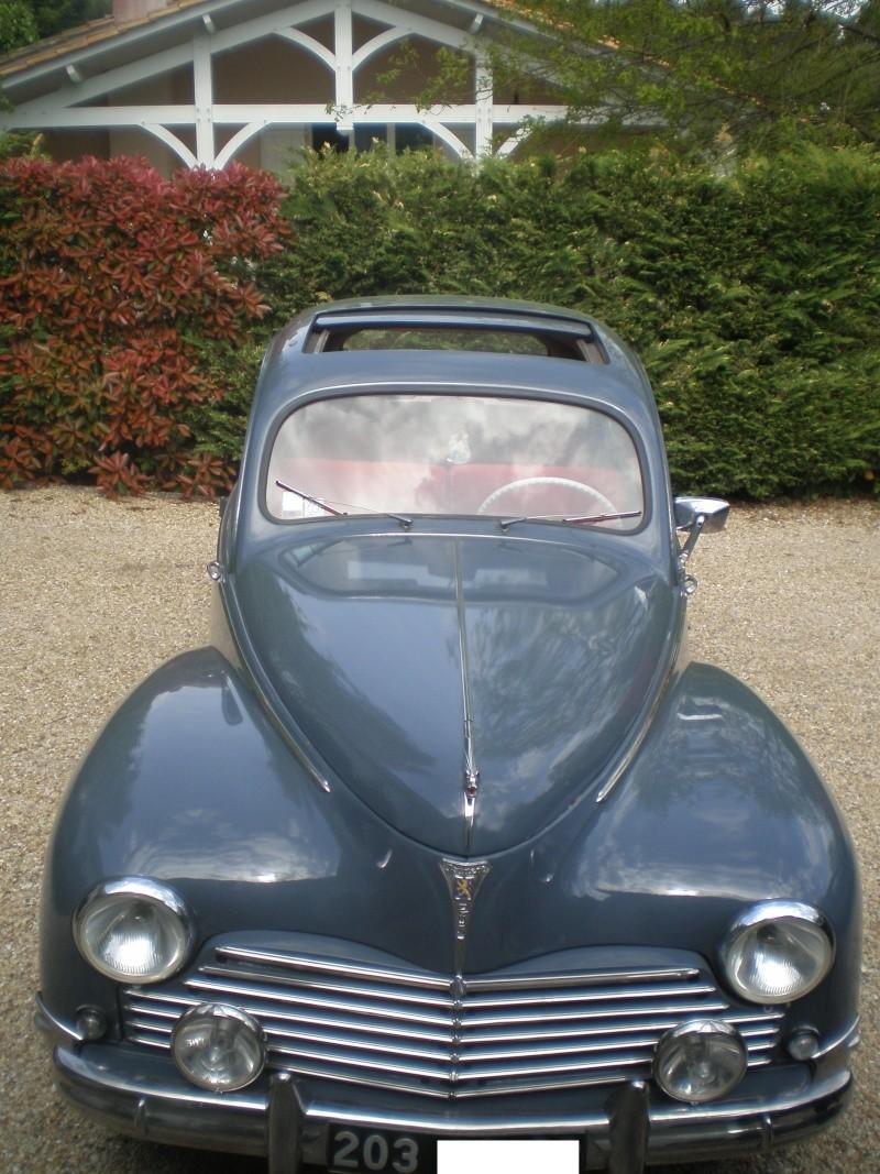 La Peugeot 203 nouvelles photos ;) P1010022