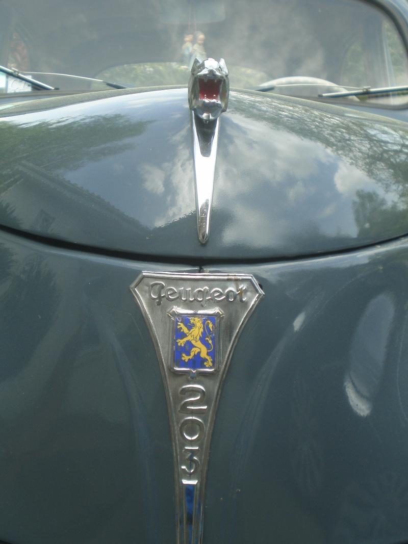 La Peugeot 203 nouvelles photos ;) P1010023