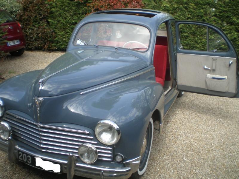 La Peugeot 203 nouvelles photos ;) P1010027