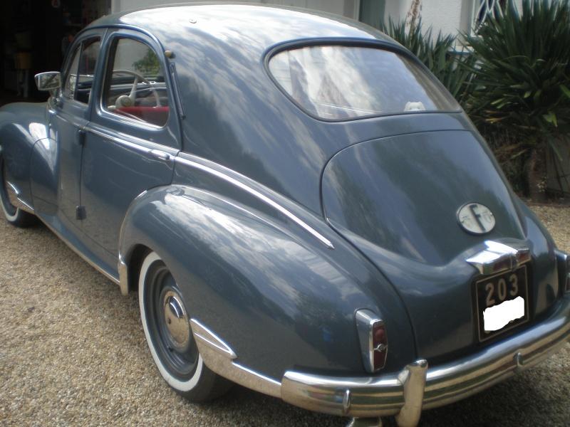 La Peugeot 203 nouvelles photos ;) P1010030