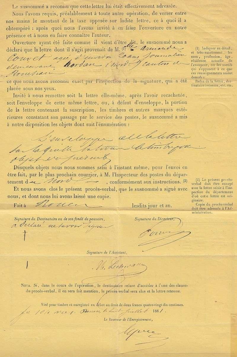 Juillet 1861: l'Affaire COUVET. Bouch211