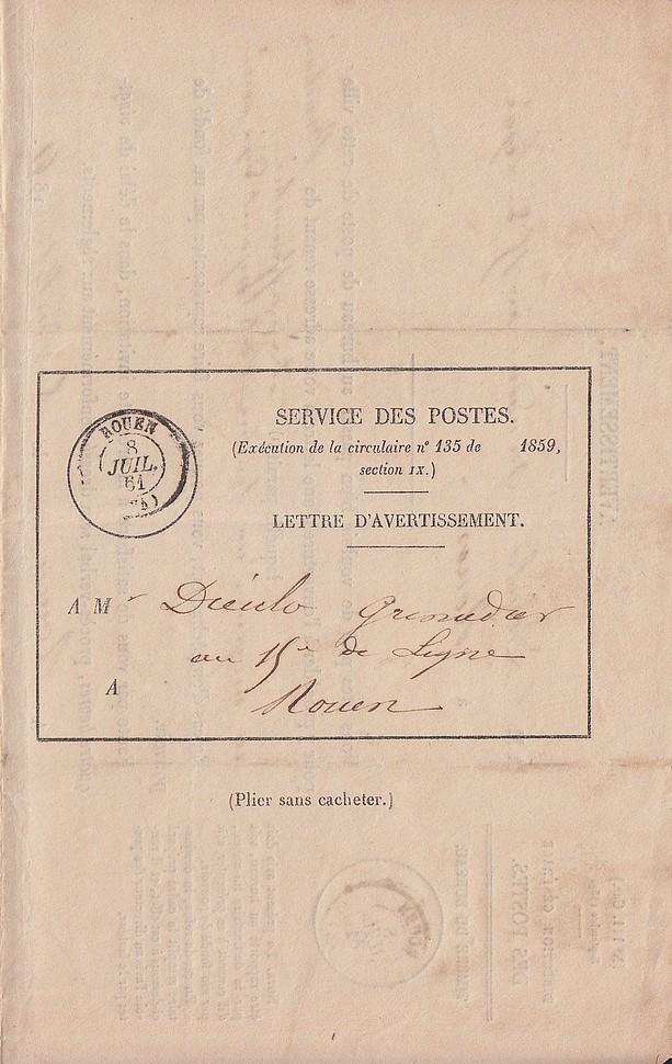 Juillet 1861: l'Affaire COUVET. Bouch311