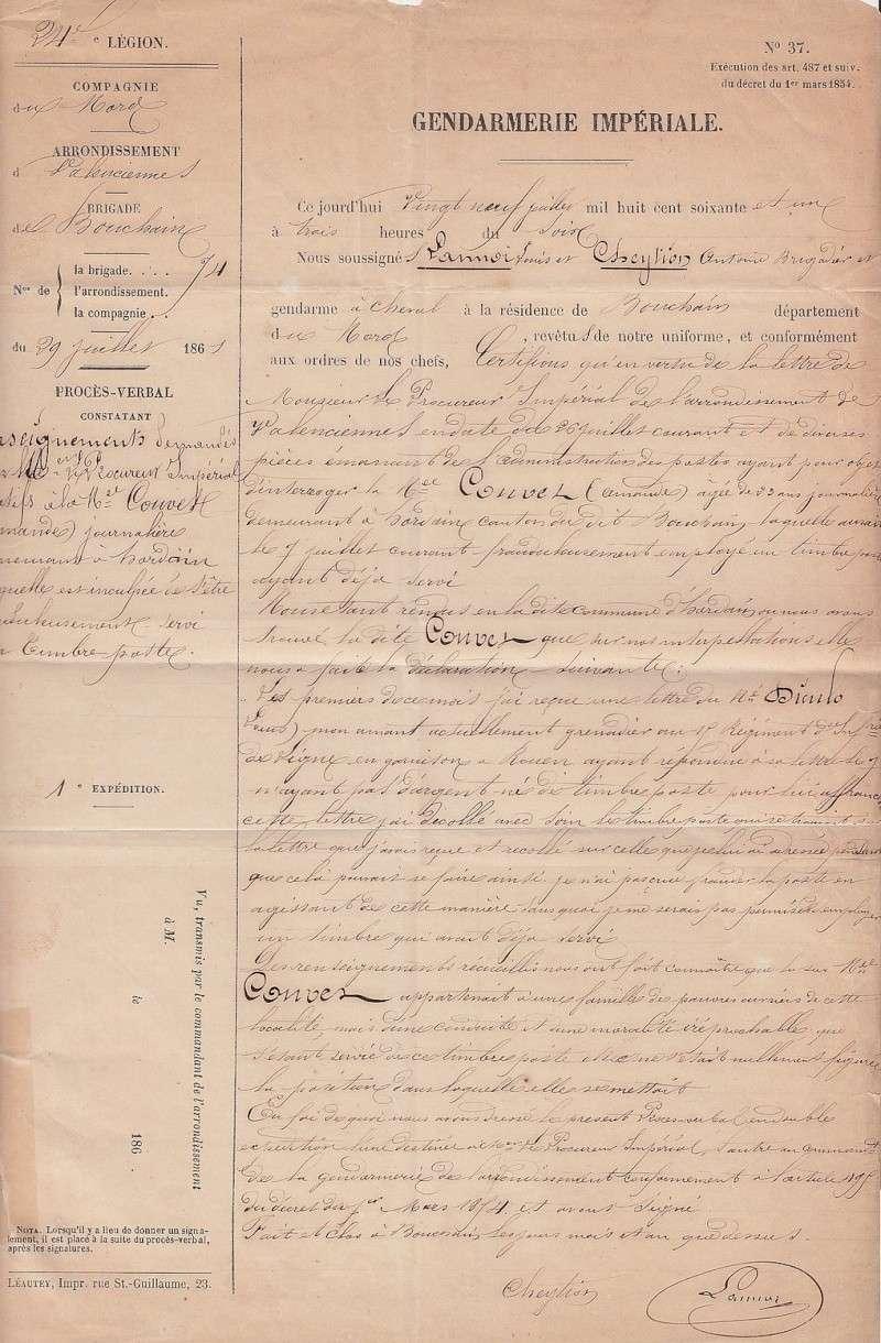 Juillet 1861: l'Affaire COUVET. Bouch510