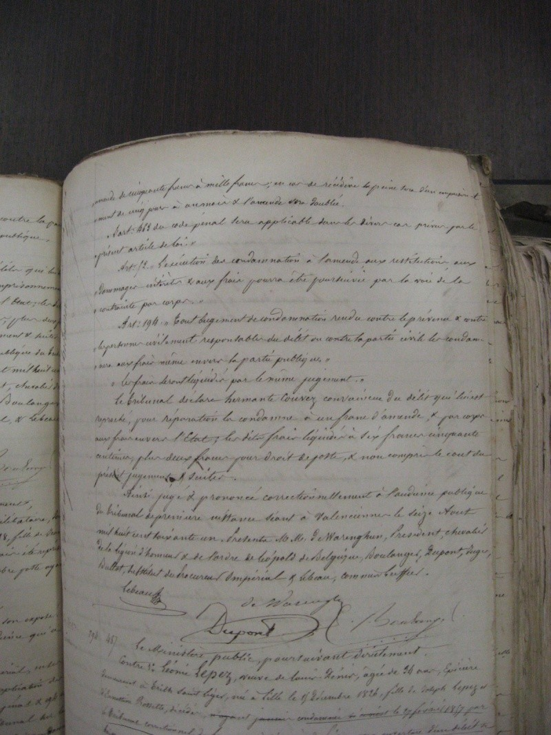 Juillet 1861: l'Affaire COUVET. Bouch613