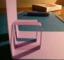 Cartes pop-up - leçon 1 - pop-up double fente - la maquette - Page 2 00710