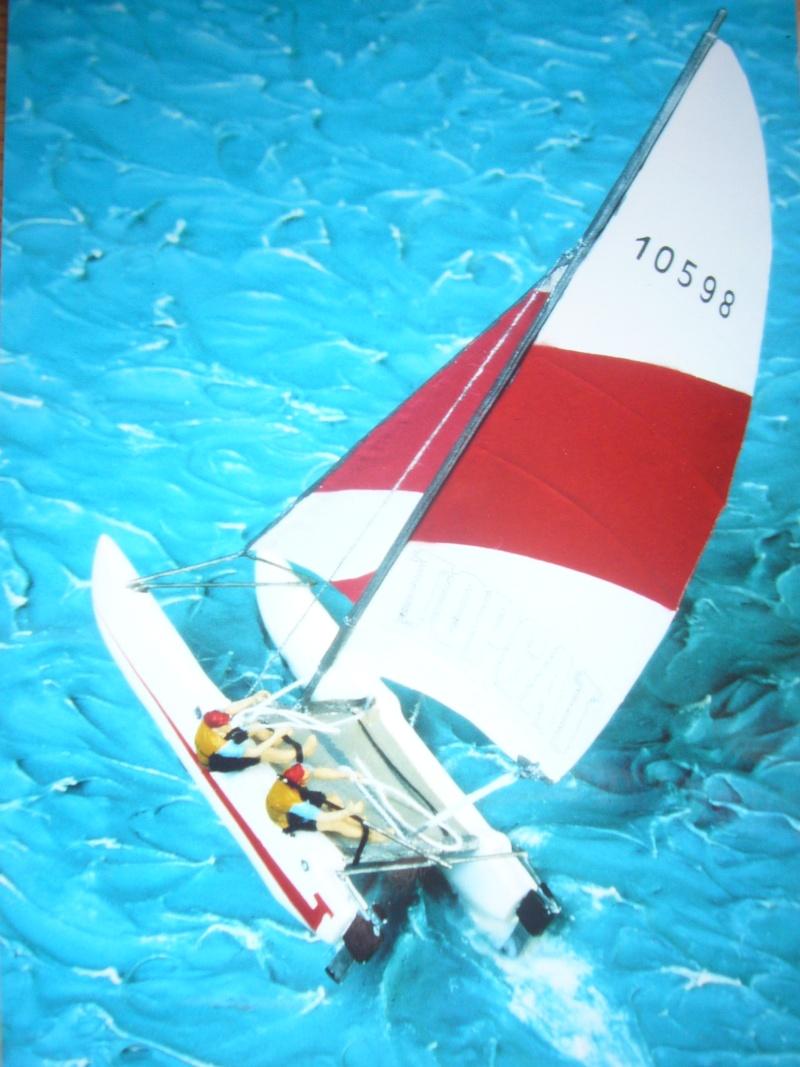 """Ein """"TOPCAT K1""""-Catamaran P1090410"""