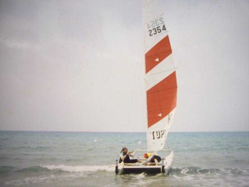 """Ein """"TOPCAT K1""""-Catamaran P1090411"""