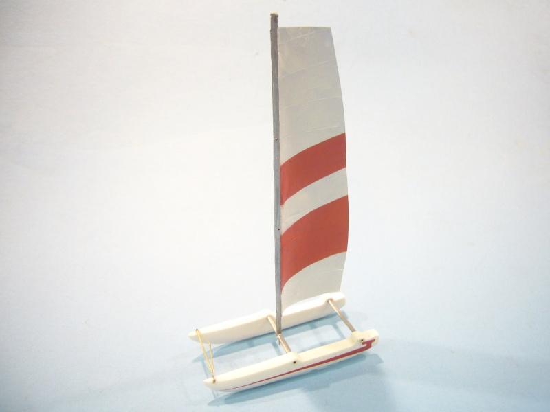 """Ein """"TOPCAT K1""""-Catamaran P1090420"""