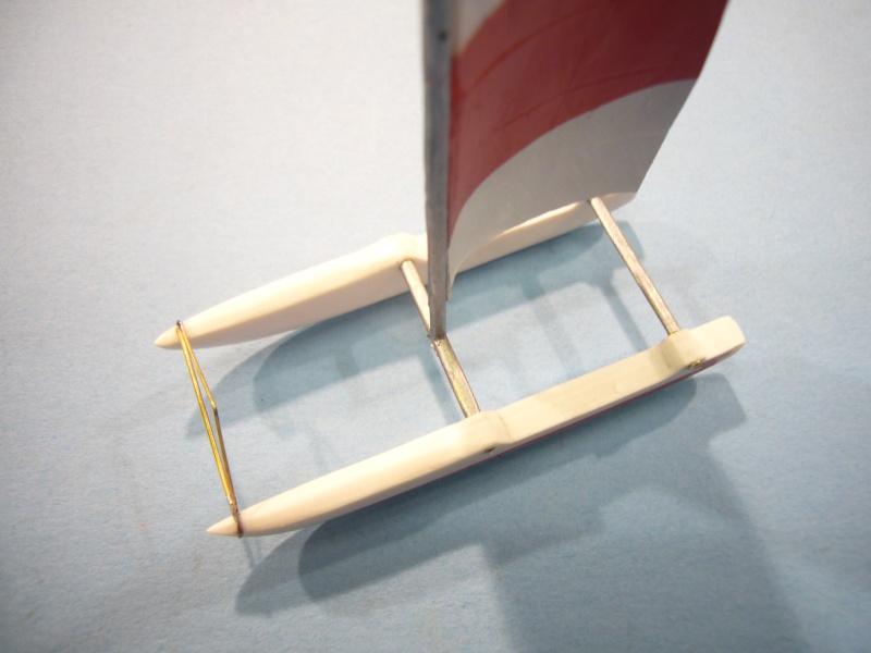 """Ein """"TOPCAT K1""""-Catamaran P1090421"""
