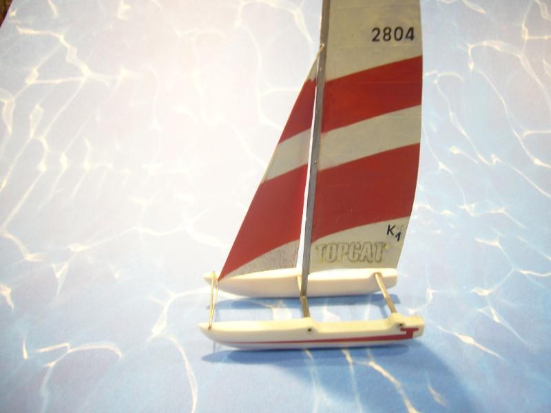 """Ein """"TOPCAT K1""""-Catamaran P1090422"""