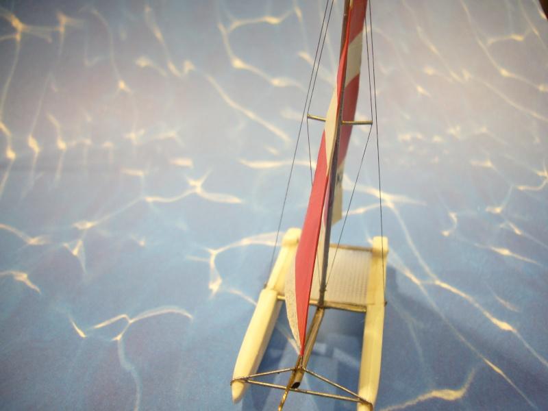 """Ein """"TOPCAT K1""""-Catamaran P1090424"""