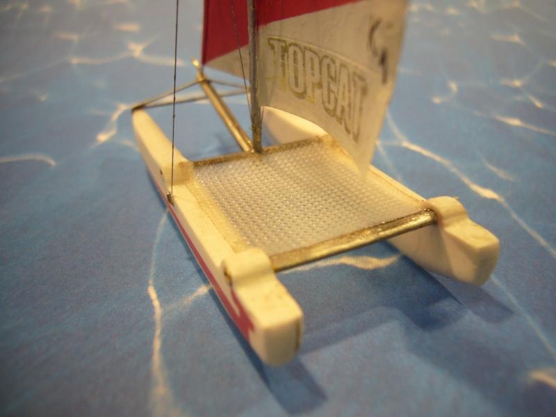 """Ein """"TOPCAT K1""""-Catamaran P1090425"""