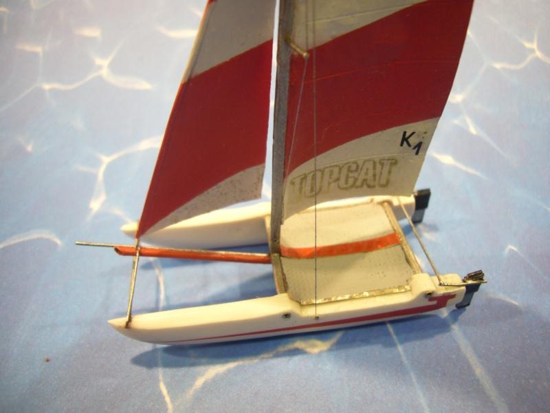 """Ein """"TOPCAT K1""""-Catamaran P1090426"""