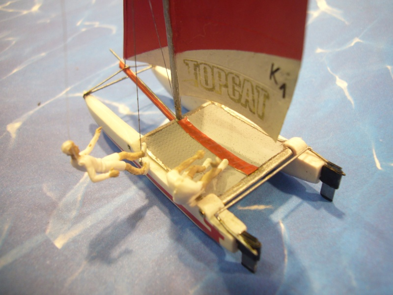 """Ein """"TOPCAT K1""""-Catamaran P1090427"""