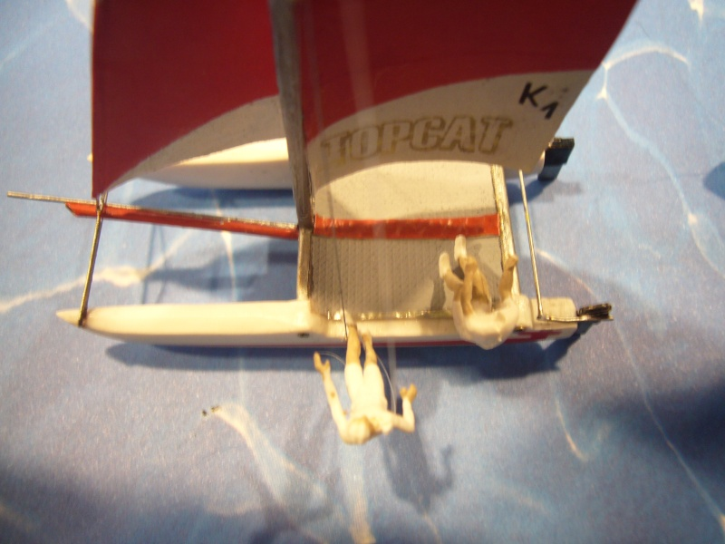 """Ein """"TOPCAT K1""""-Catamaran P1090428"""