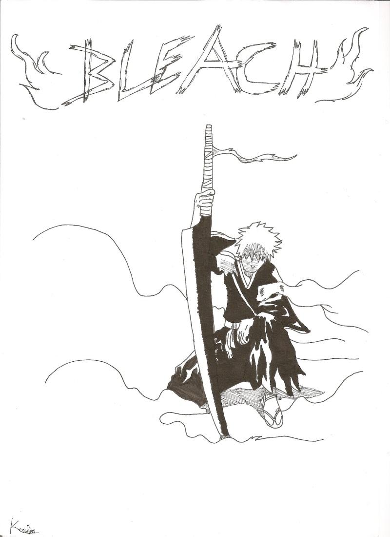 du noir au blanc Ichigo10