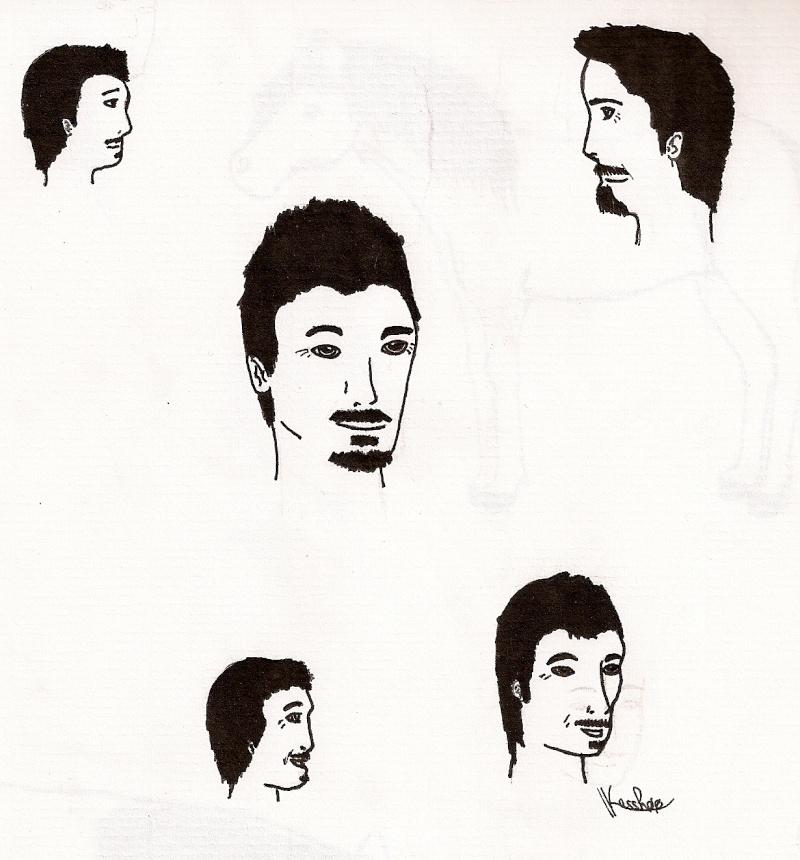 du noir au blanc Portra10