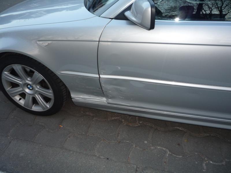 [ BMW E46 330CD an 2003 ] problème de tenue de route - Page 4 P1000610