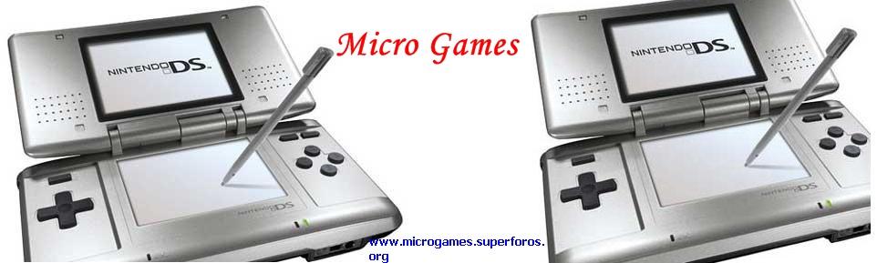 Micro Games: Noticias, trucos, avances..