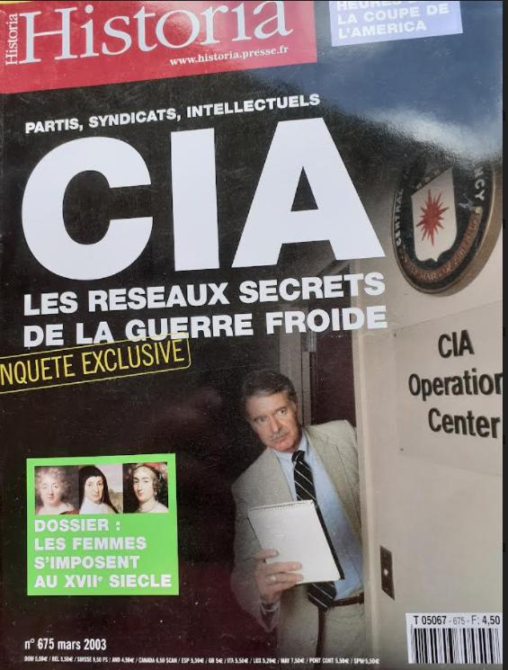Stay-Behind (OTAN & CIA) / Gladio (Italie) - Page 32 Cia4110