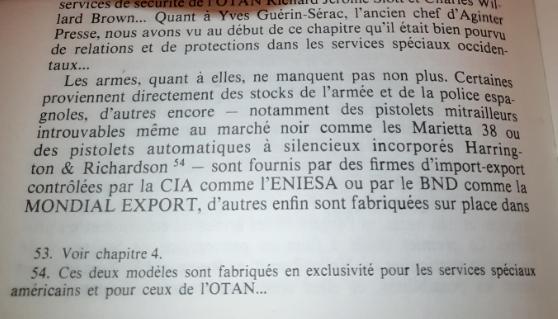 Pistolet-mitrailleur Ingram 9 mm - Page 10 Yves10