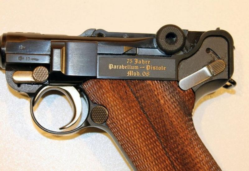 P08 commémo à vendre Pistol13