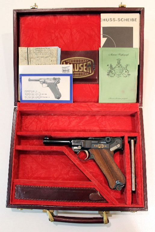 P08 commémo à vendre Pistol18