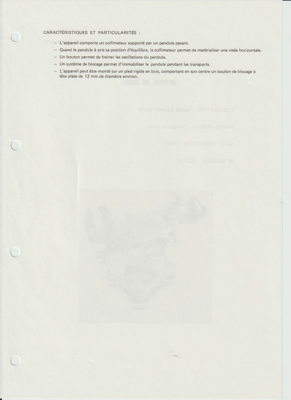 DE L'OPTIQUE FRANCAIS 00217