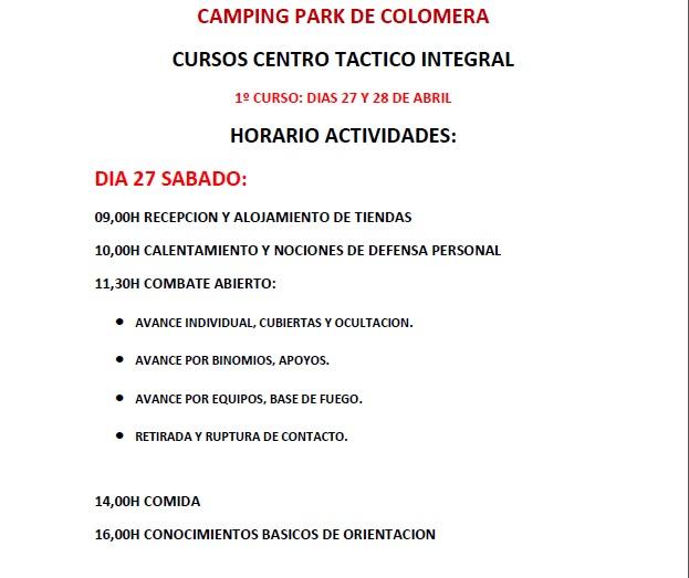 1º CURSO C.T.I. (I MODULO) Campam10