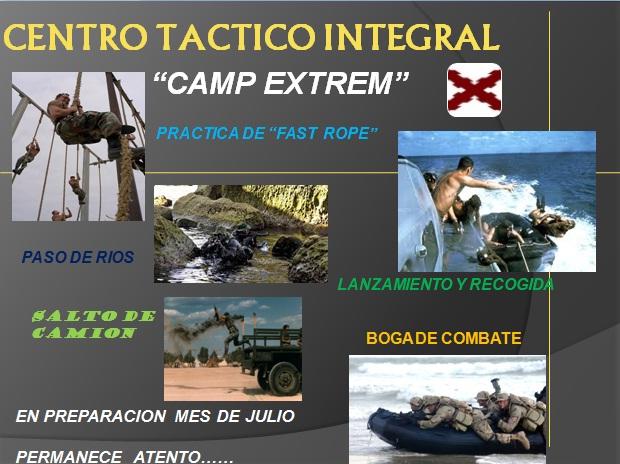 C.T.I. EXTREM (1º CURSO IV MODULO) Campin10