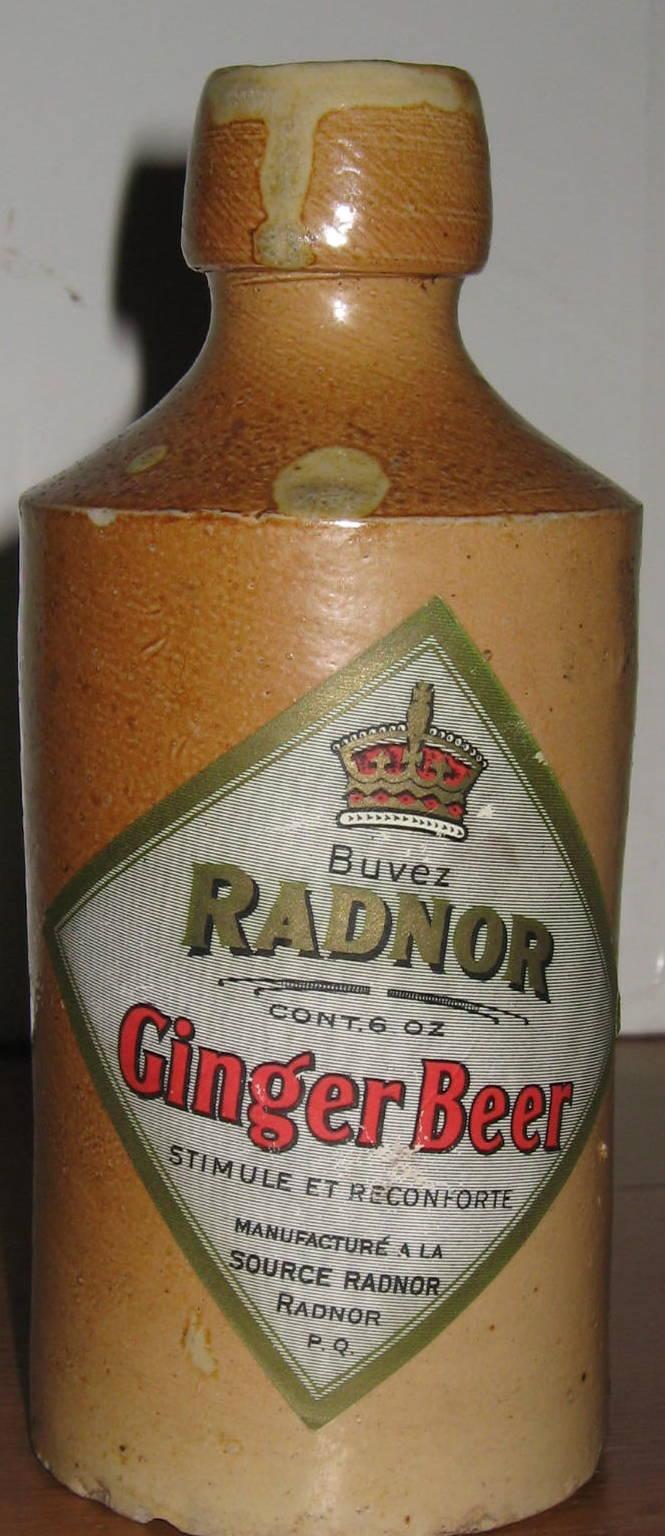 radnor ginger beer  etiquette  Img_5418