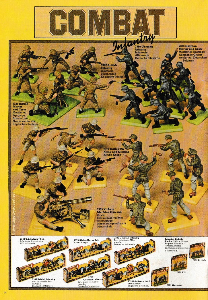 Toy soldiers, cowboys, indians, space men etc - Page 3 Britai19