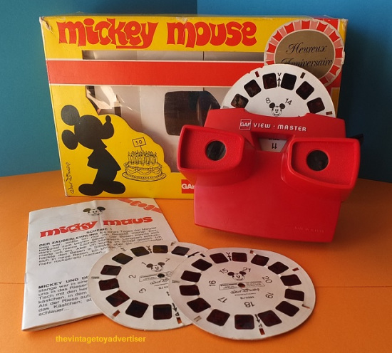 Vintage NASA Space Set (and other toys) Mickey10