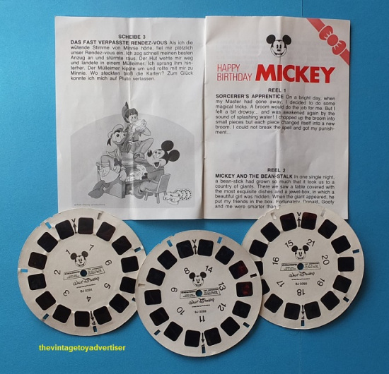 Vintage NASA Space Set (and other toys) Mickey13