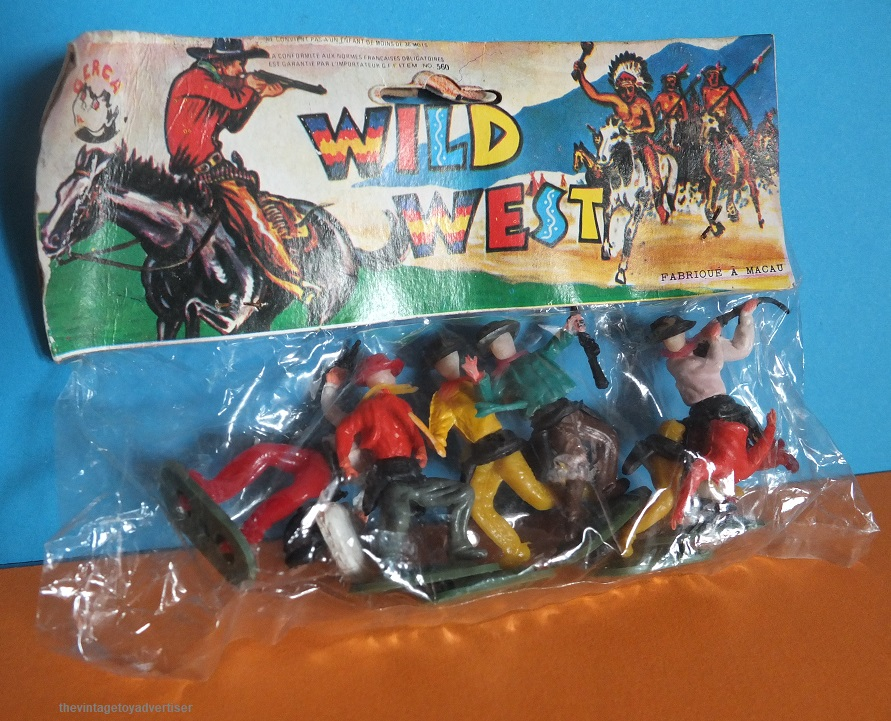 Toy soldiers, cowboys, indians, space men etc - Page 3 Wild_w11