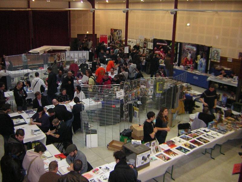 Lille Comics Festival Dscn5611