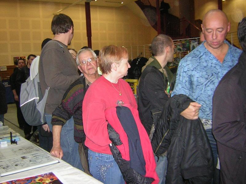 Lille Comics Festival Dscn5613