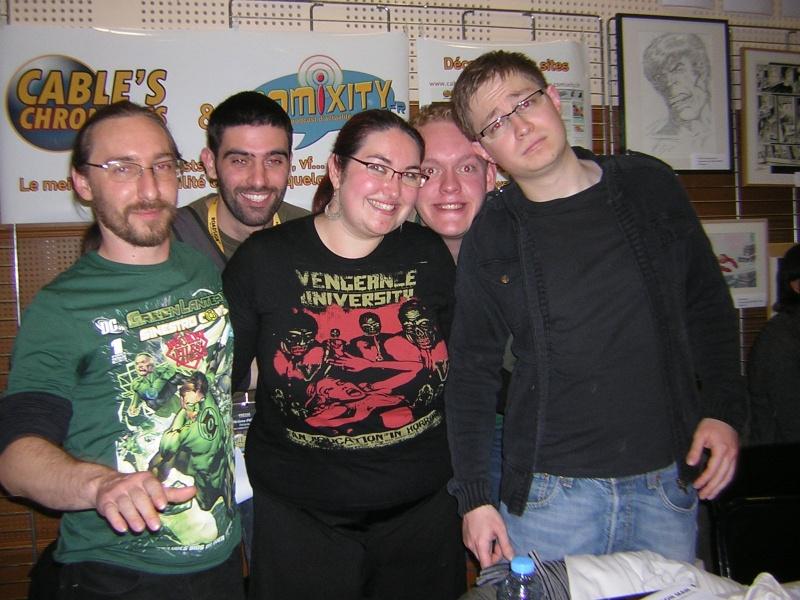 Lille Comics Festival Dscn5614